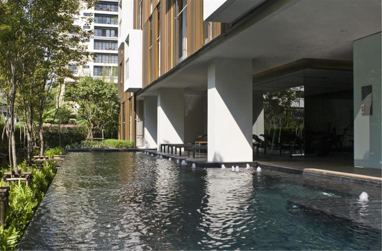BKK Condos Agency's Fantastic 1 bedroom condo for rent at Via 31 1