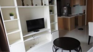 BKK Condos Agency's 1 bedroom condo for sale with tenant at Villa Asok 8