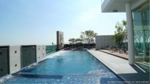 BKK Condos Agency's Fully furnished one bedroom condo for rent at Life@Sukhumvit 65 7