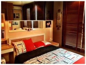 BKK Condos Agency's Fully furnished one bedroom condo for rent at Life@Sukhumvit 65 8