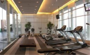 BKK Condos Agency's Fully furnished one bedroom condo for rent at Life@Sukhumvit 65 9