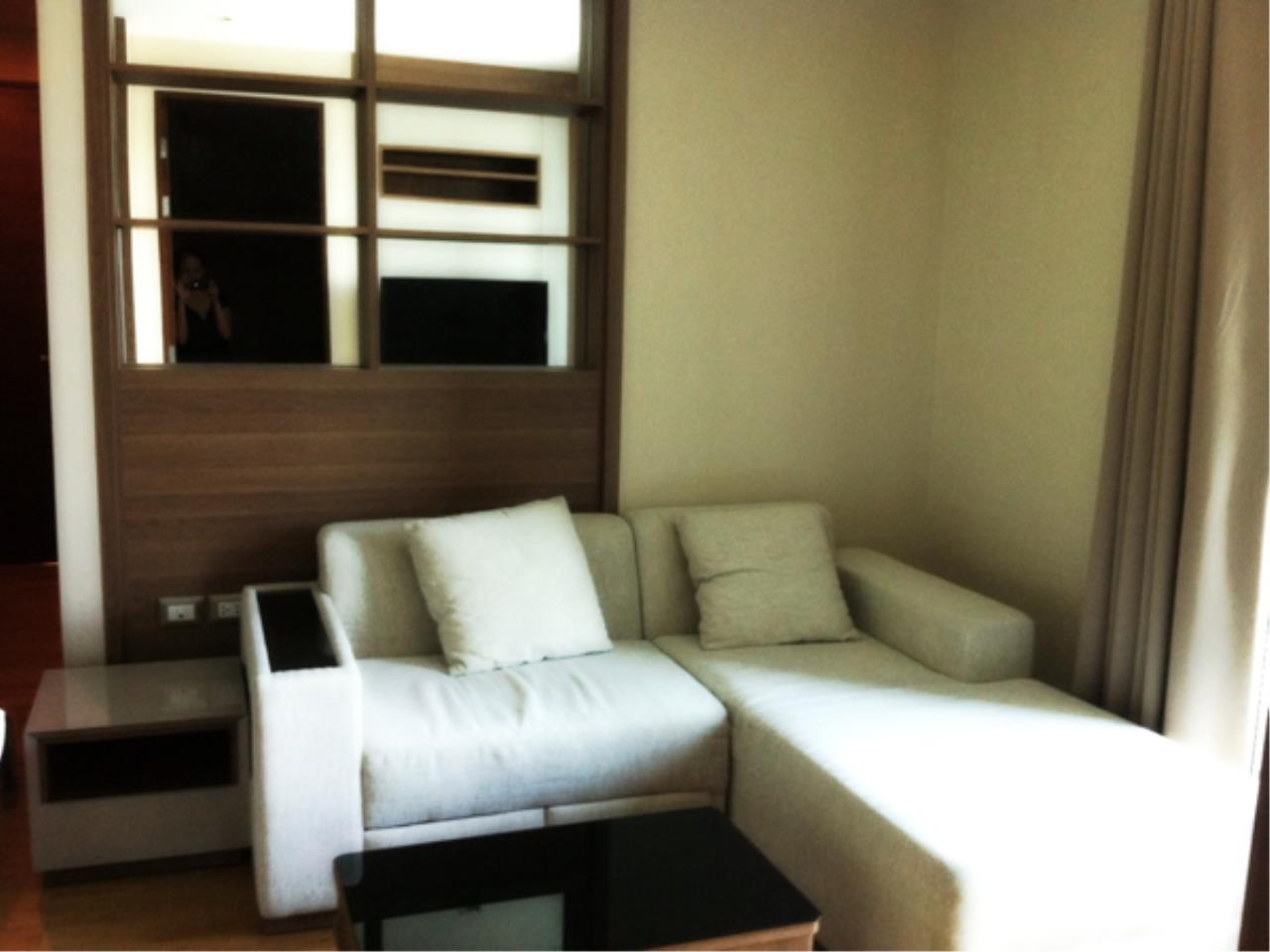 BKK Condos Agency's 2 bedroom condo for rent at The Address Asoke 1