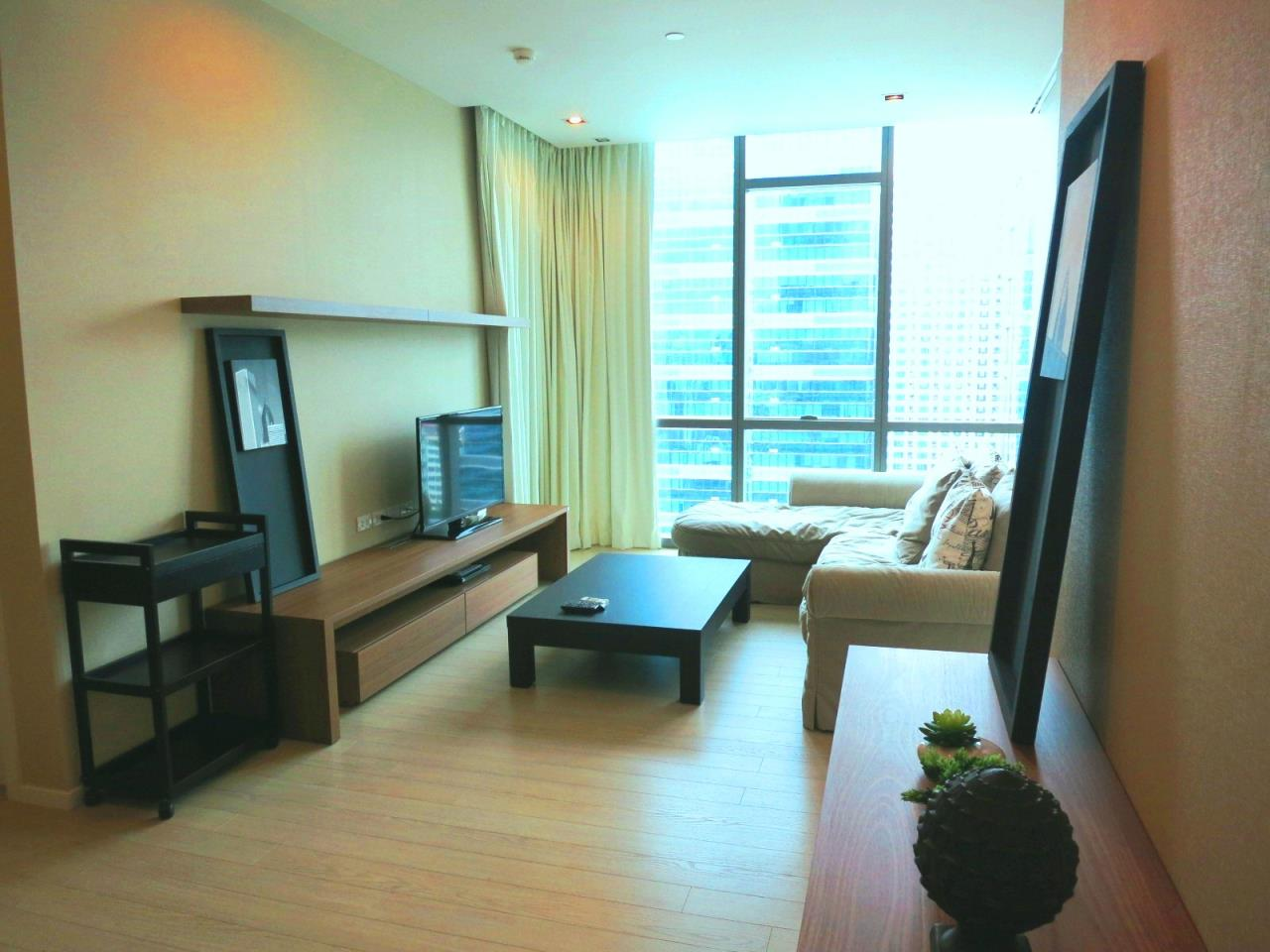 BKK Condos Agency's One  bedroom condo for sale at The Room Sukhumvit 21 4