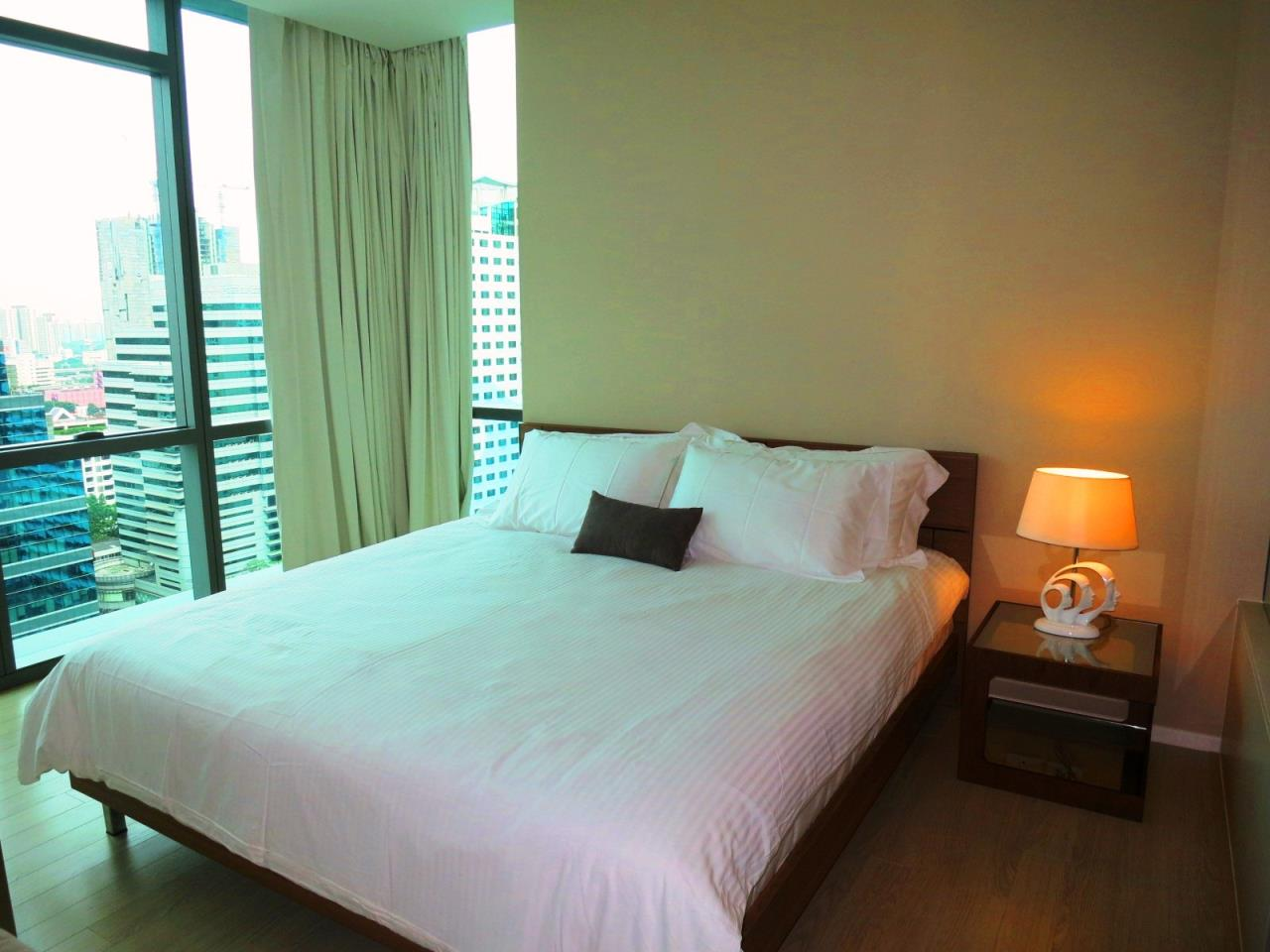 BKK Condos Agency's One  bedroom condo for sale at The Room Sukhumvit 21 7