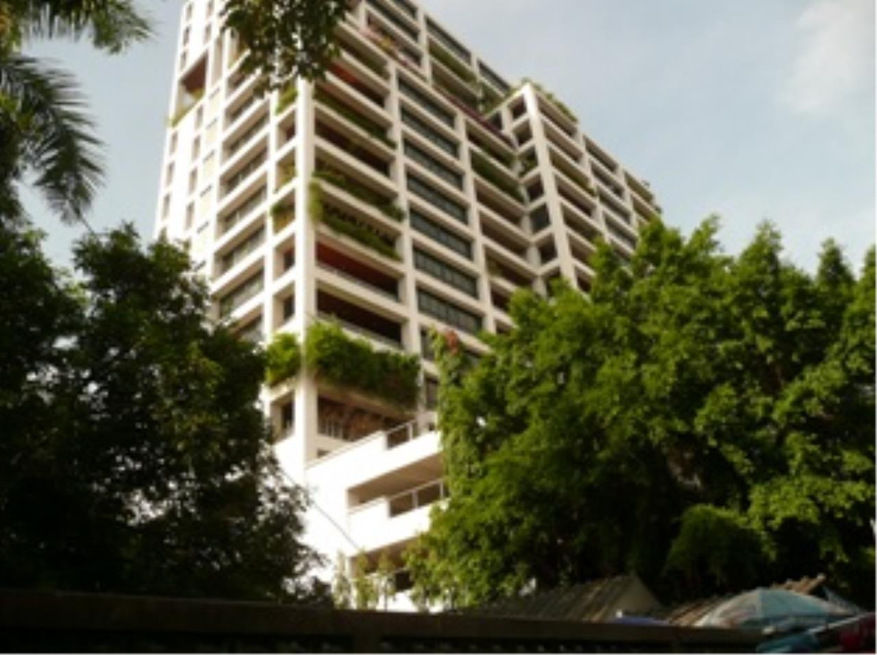 BKK Condos Agency's 3 bedroom condo for rent at Polo Park Condominium 6