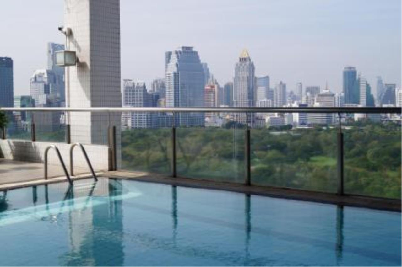 BKK Condos Agency's 3 bedroom condo for rent at Polo Park Condominium 12