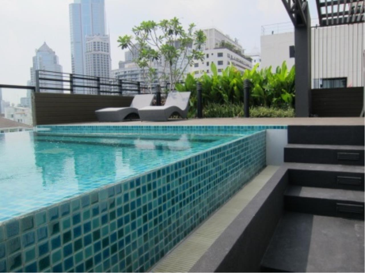 BKK Condos Agency's 1 bedroom condo for sale and for rent at Socio Ruamrudee 4