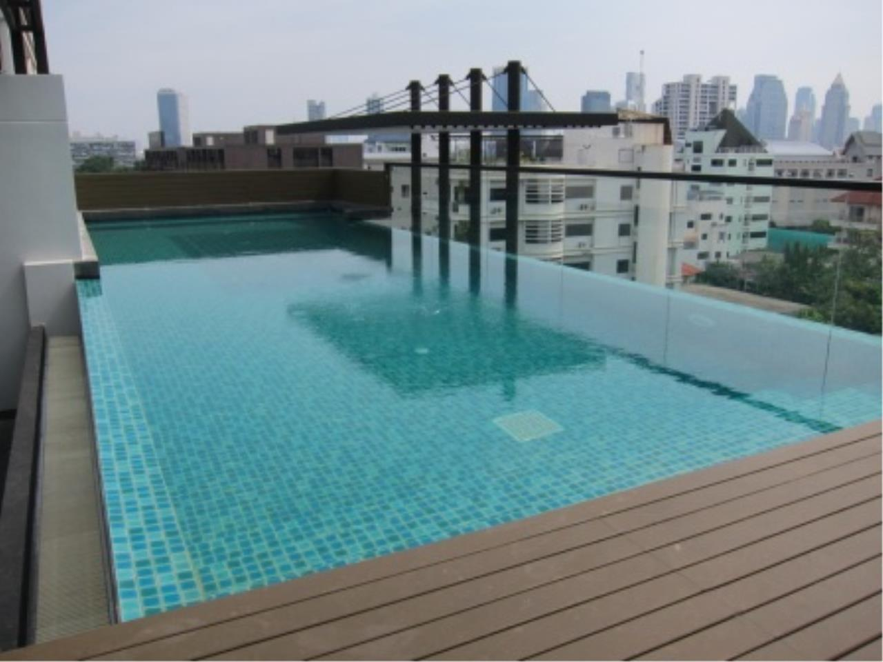 BKK Condos Agency's 1 bedroom condo for sale and for rent at Socio Ruamrudee 3