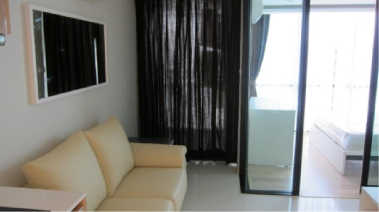 BKK Condos Agency's 1 bedroom condo for sale and for rent at Socio Ruamrudee 9