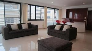 BKK Condos Agency's 2 bedroom condo for rent at Saranjai Mansion 3