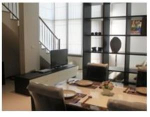 BKK Condos Agency's 1 bedroom condo for rent at The Emporio Place 2