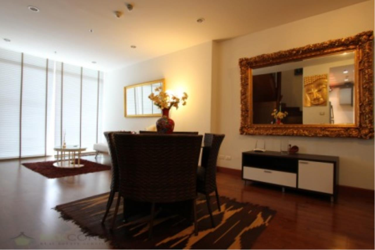 BKK Condos Agency's Classically modern 2+1 duplex condo for sale or rent at Master Centrium 16