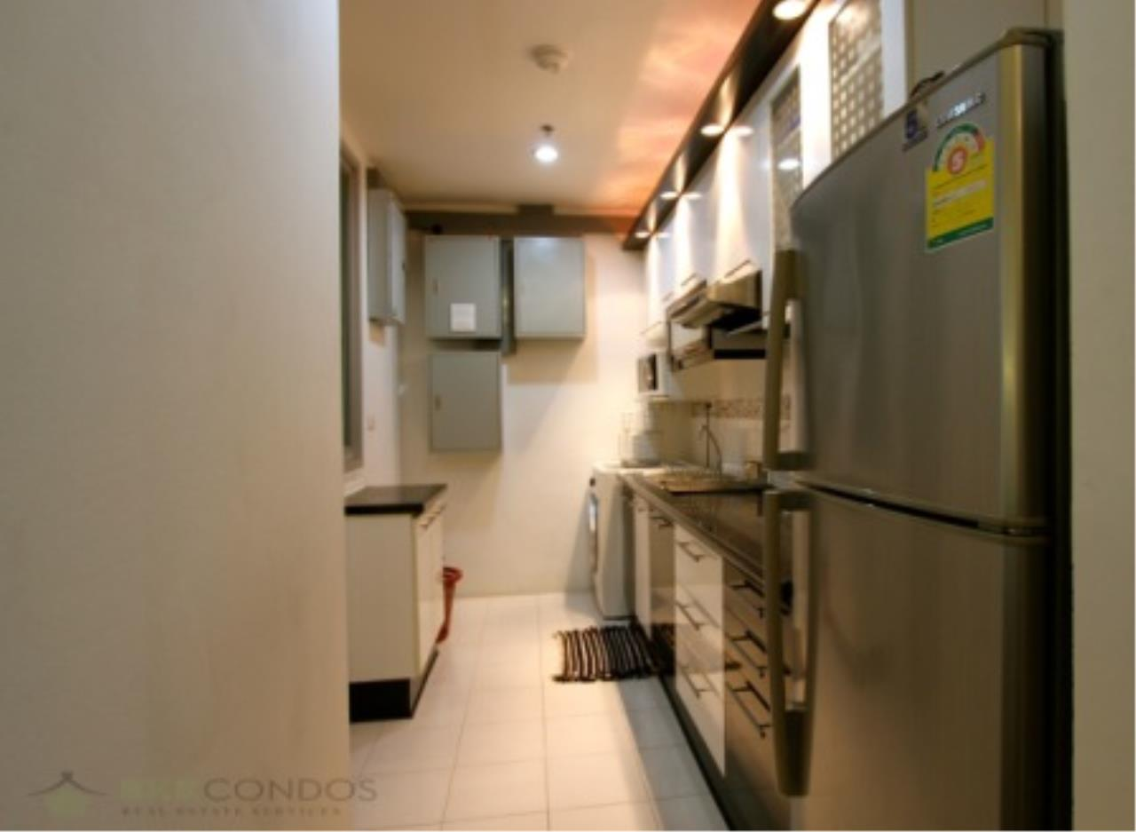 BKK Condos Agency's Classically modern 2+1 duplex condo for sale or rent at Master Centrium 10
