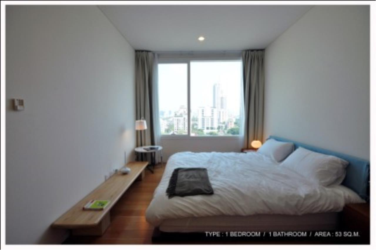 BKK Condos Agency's Stylish one bedroom condo for rent at Wind Sukhumvit 23 3