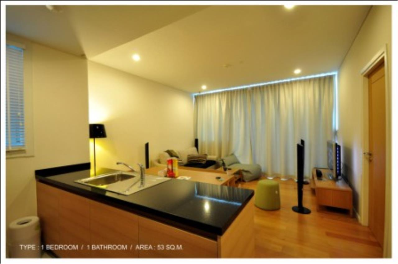BKK Condos Agency's Stylish one bedroom condo for rent at Wind Sukhumvit 23 1