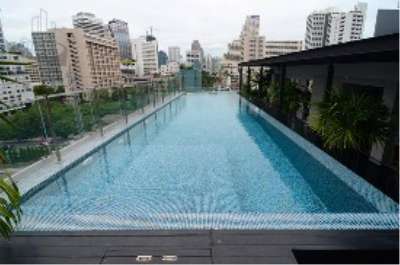BKK Condos Agency's Nice one bedroom condo for rent at The Tempo Ruamrudee 7