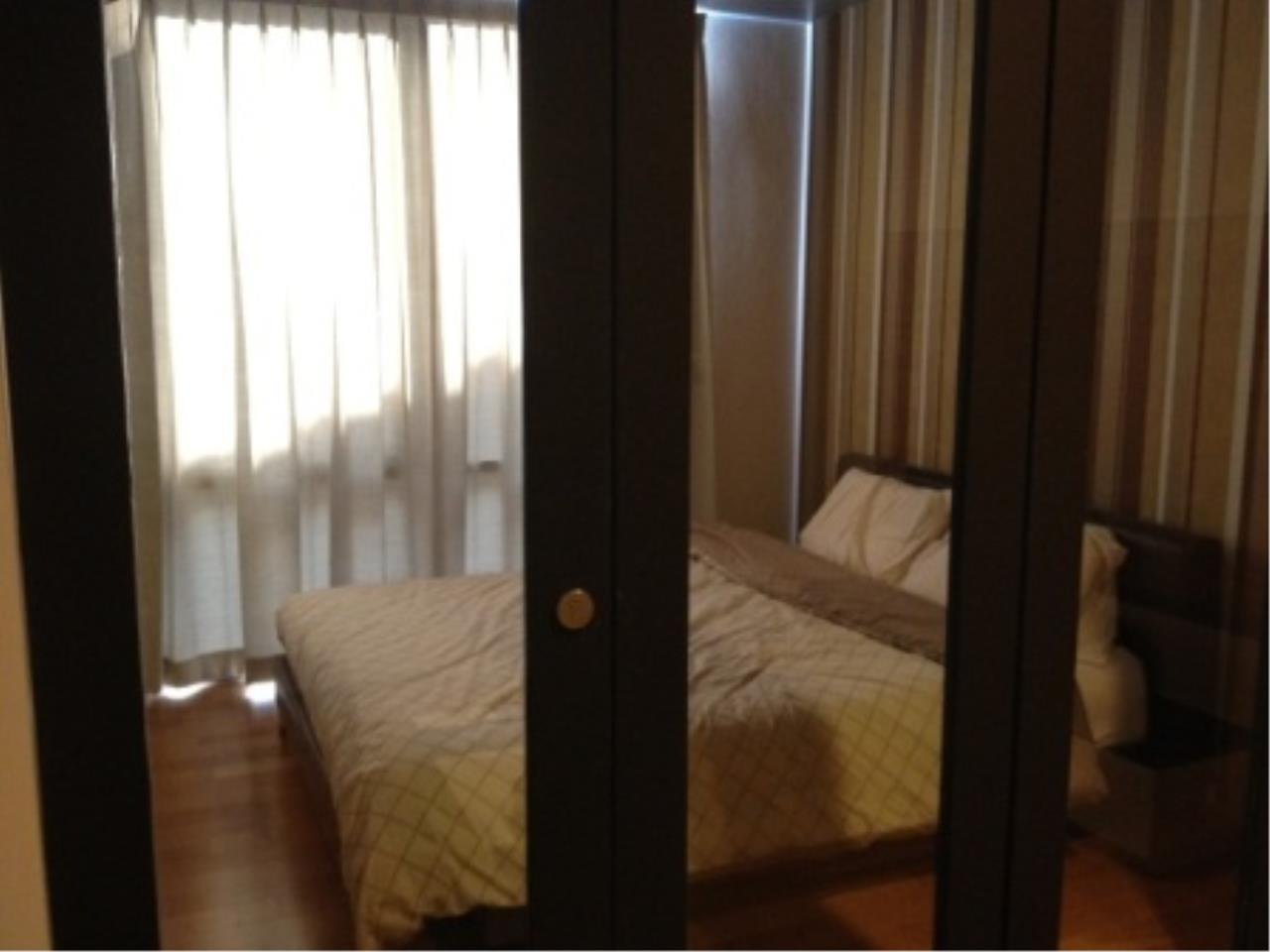 BKK Condos Agency's Nice one bedroom condo for rent at The Tempo Ruamrudee 5