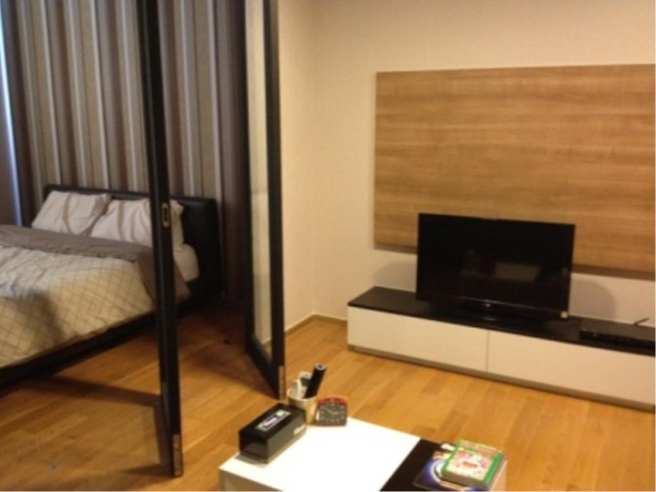 BKK Condos Agency's Nice one bedroom condo for rent at The Tempo Ruamrudee 4