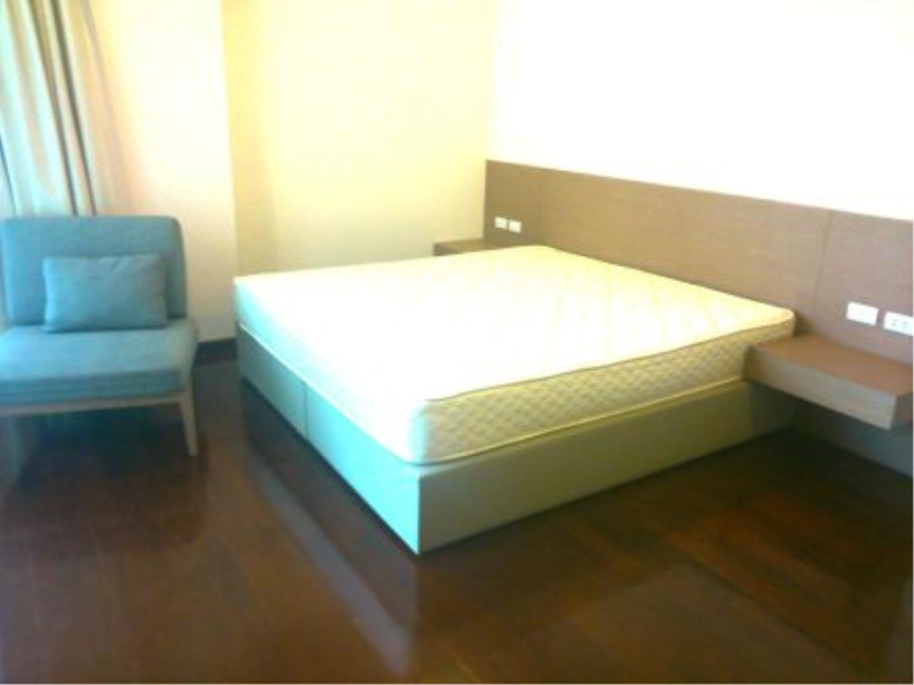 BKK Condos Agency's Nice 2 bedroom with large balcony for rent at 31 Residence  7