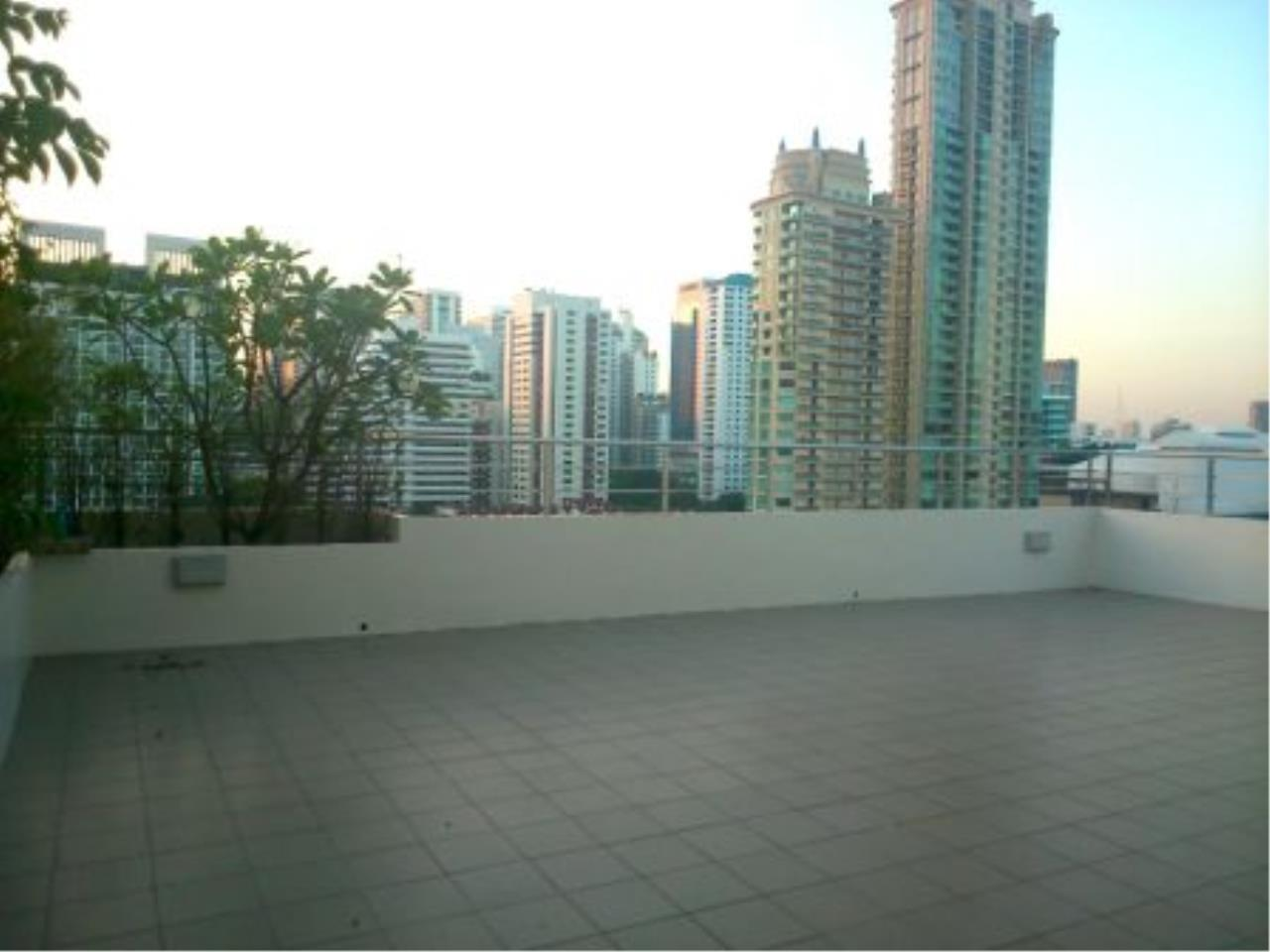BKK Condos Agency's Nice 2 bedroom with large balcony for rent at 31 Residence  4