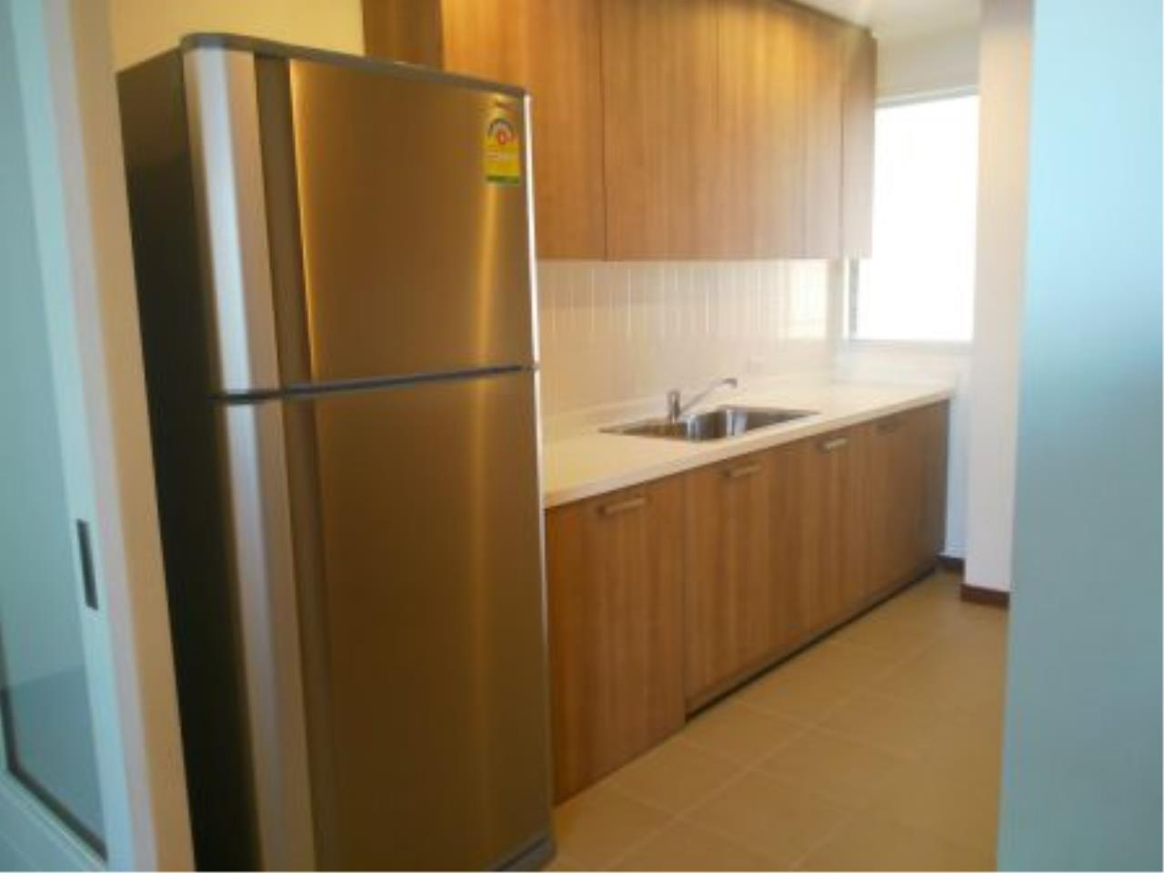 BKK Condos Agency's Nice 2 bedroom with large balcony for rent at 31 Residence  3