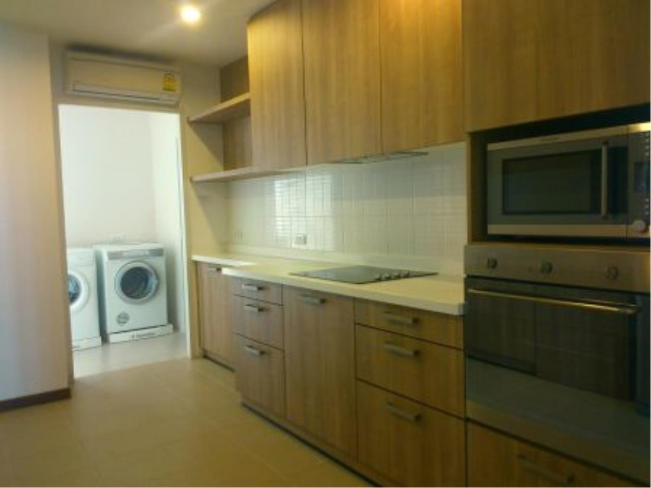 BKK Condos Agency's Nice 2 bedroom with large balcony for rent at 31 Residence  1