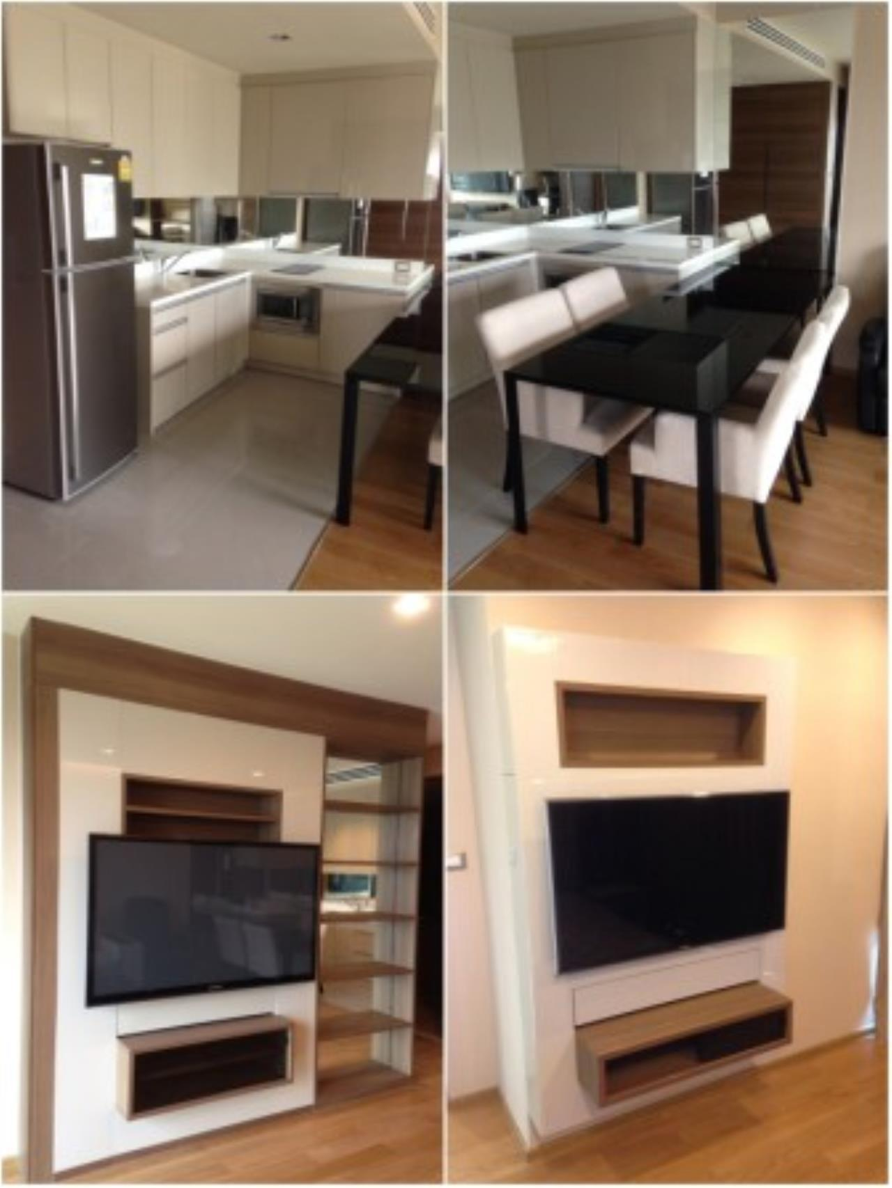 BKK Condos Agency's Nice 2 bedroom condo for rent at The Address Sathorn 2