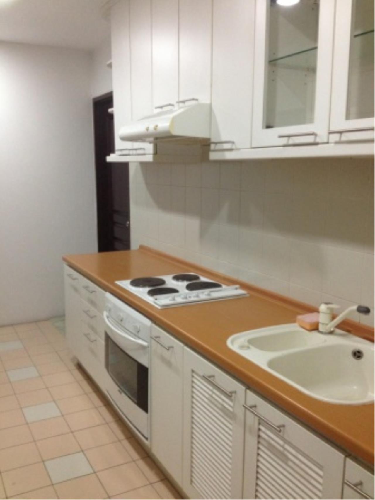 BKK Condos Agency's Nice 2 bedroom condo for rent at Grand Langsuan  5