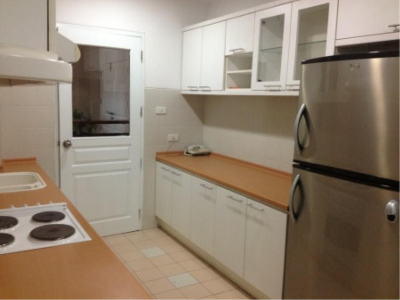 BKK Condos Agency's Nice 2 bedroom condo for rent at Grand Langsuan  4