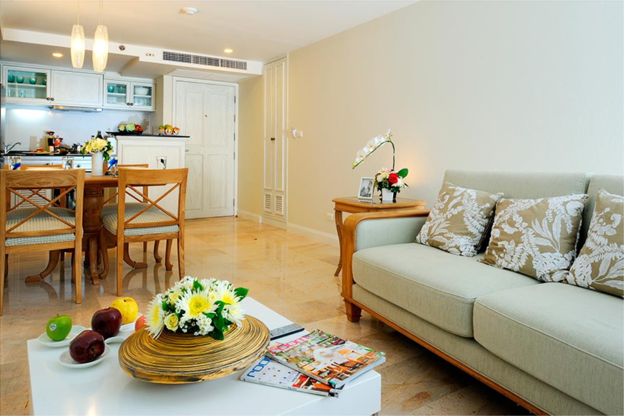 BKK Condos Agency's Stylish 2 bedroom apartment for rent at Sabai Sathorn 2