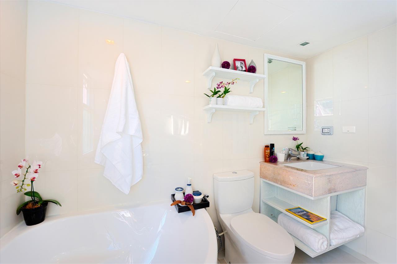 BKK Condos Agency's Stylish 2 bedroom apartment for rent at Sabai Sathorn 5
