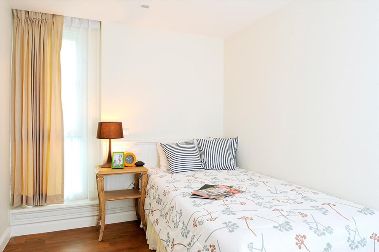 BKK Condos Agency's Stylish 2 bedroom apartment for rent at Sabai Sathorn 4
