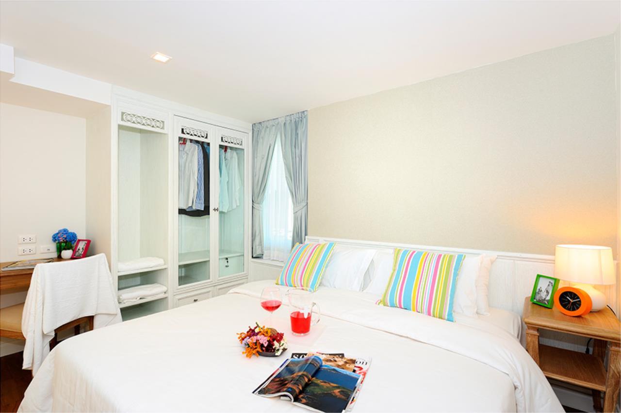 BKK Condos Agency's Stylish 2 bedroom apartment for rent at Sabai Sathorn 3