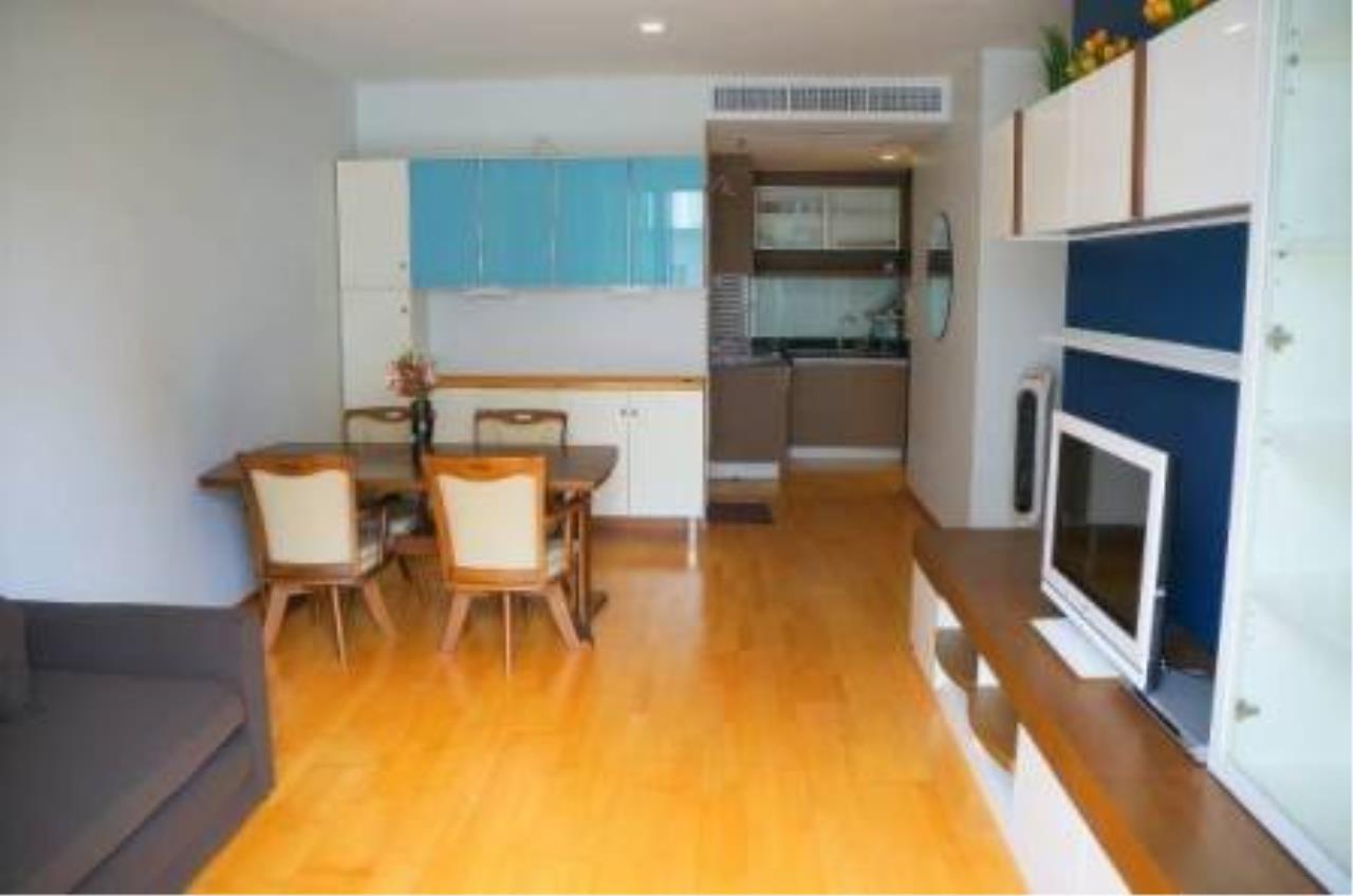 BKK Condos Agency's 2 bedroom condo for rent at Issara@42 13