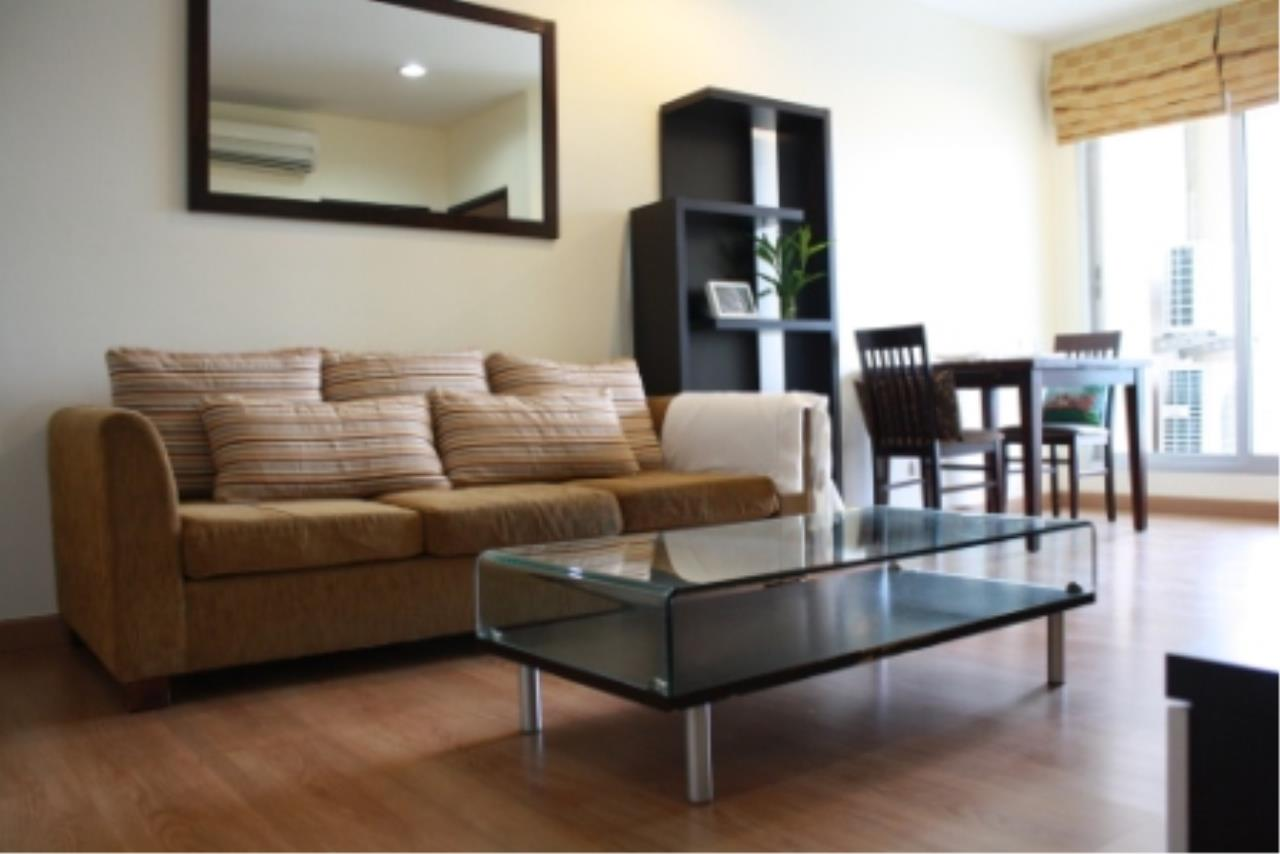 BKK Condos Agency's One bedroom condo for rent at The Address 42  7