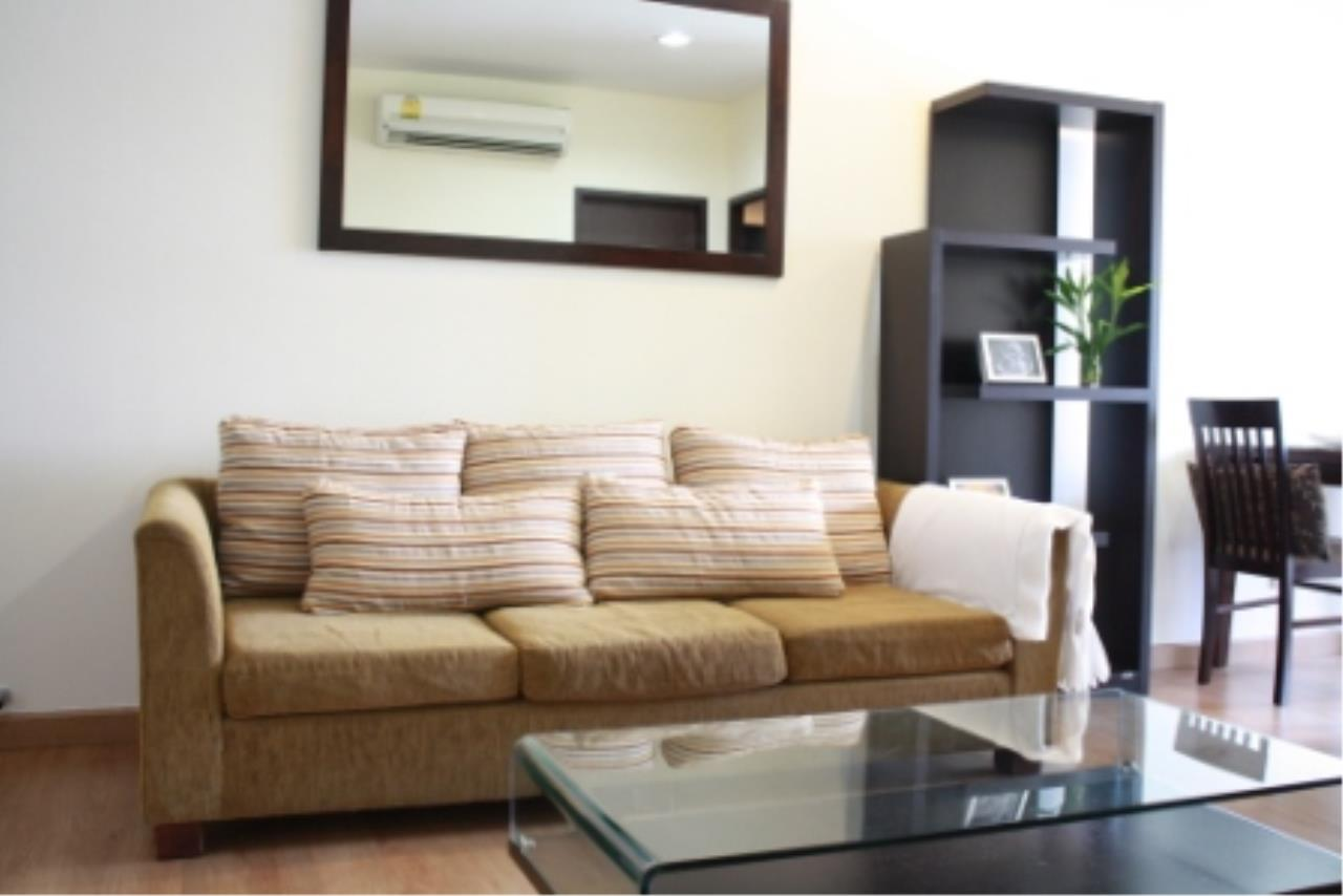 BKK Condos Agency's One bedroom condo for rent at The Address 42  4