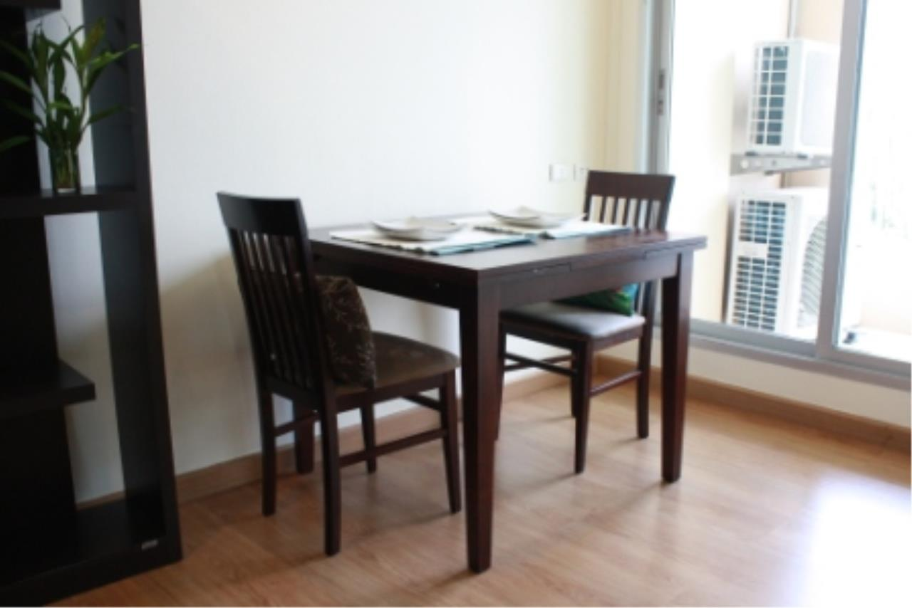 BKK Condos Agency's One bedroom condo for rent at The Address 42  10