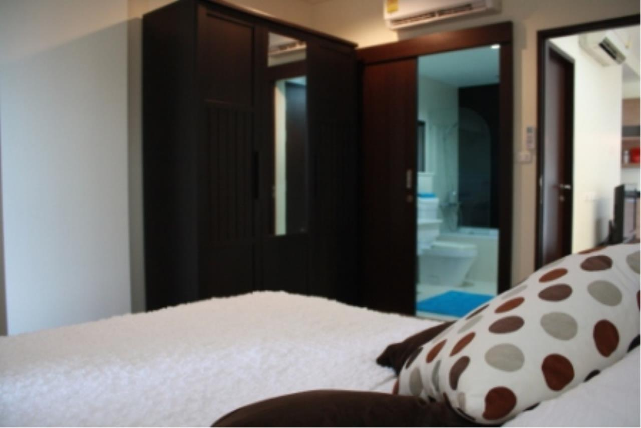 BKK Condos Agency's One bedroom condo for rent at The Address 42  8