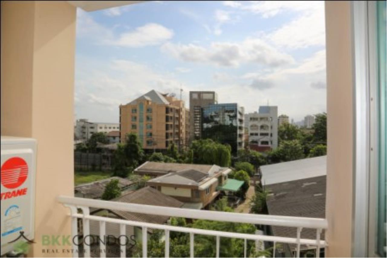 BKK Condos Agency's One bedroom condo for rent at The Address 42  20