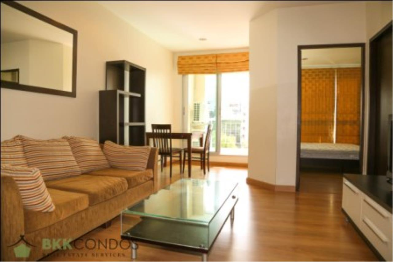 BKK Condos Agency's One bedroom condo for rent at The Address 42  19
