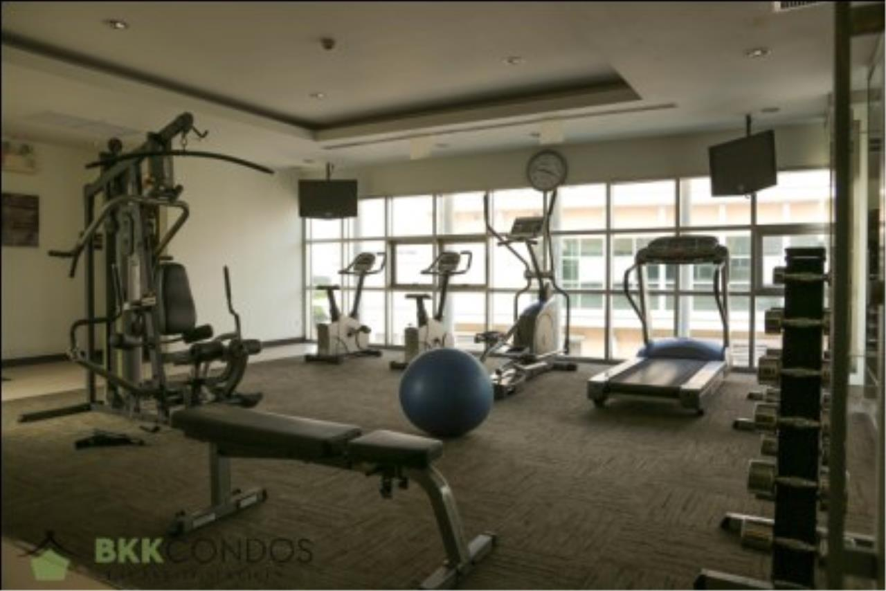 BKK Condos Agency's One bedroom condo for rent at The Address 42  18