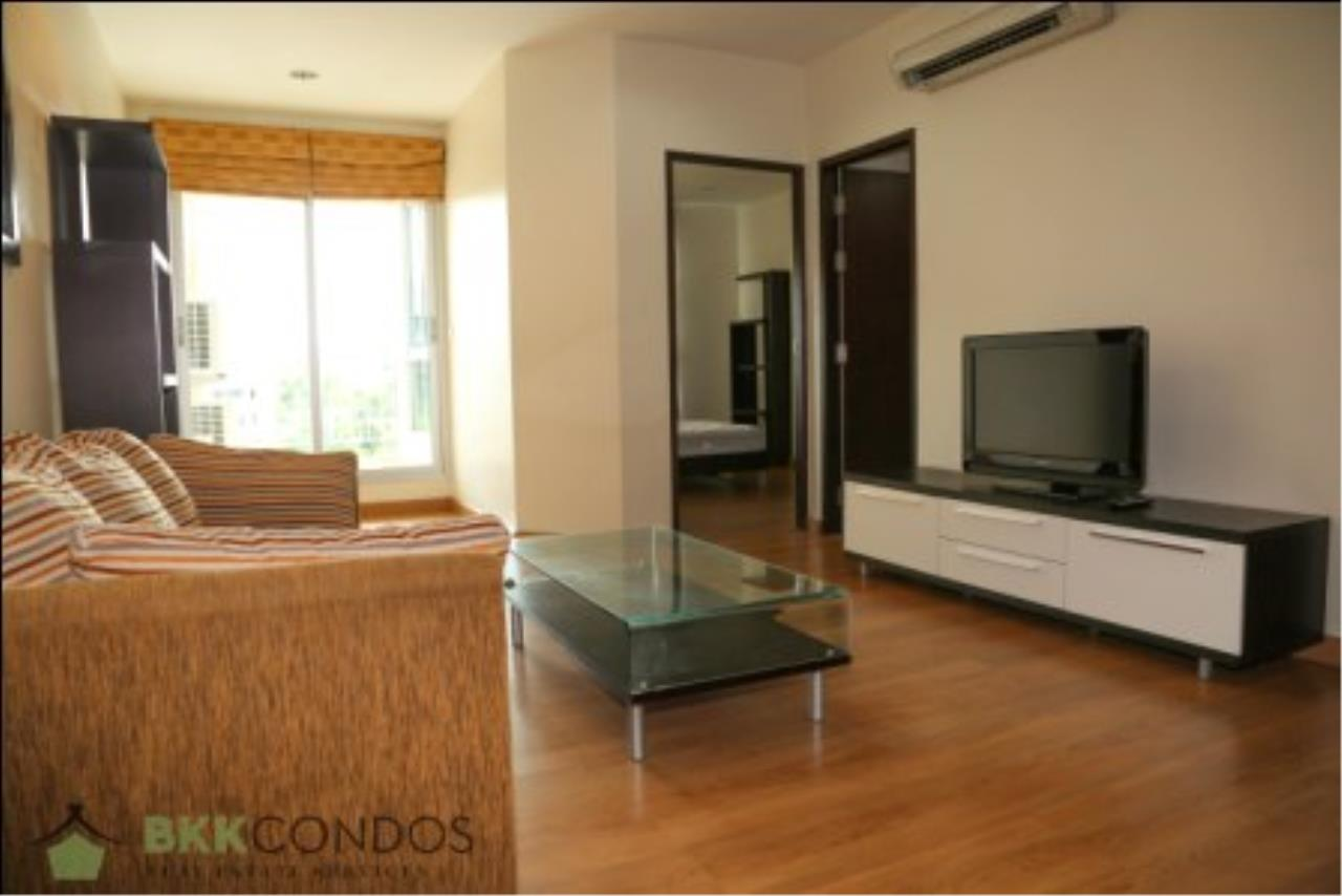 BKK Condos Agency's One bedroom condo for rent at The Address 42  13