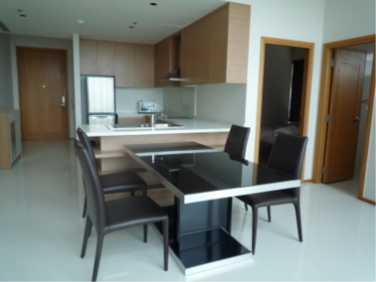 BKK Condos Agency's Modern style two bedroom condo for rent at The Emporio Place  2