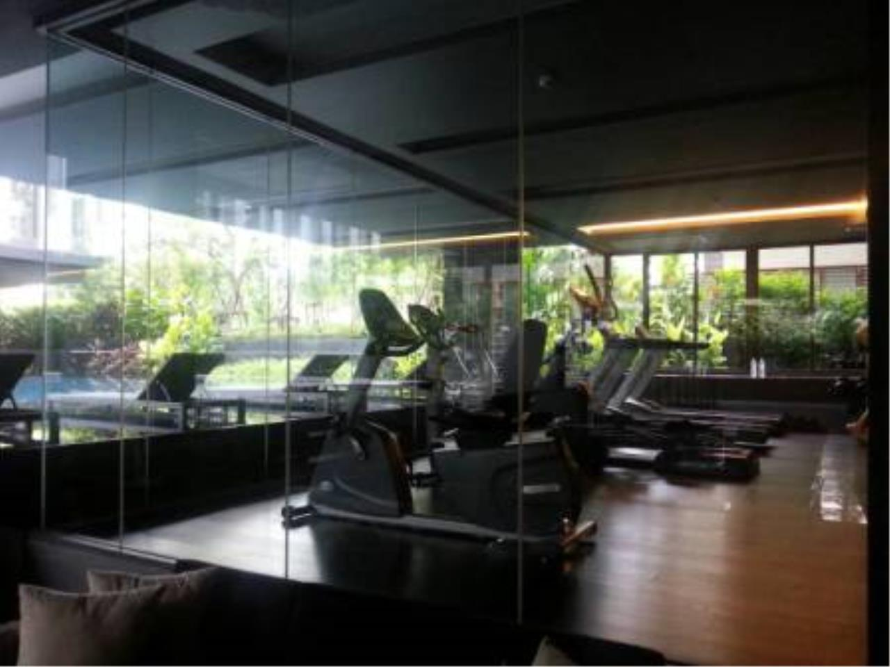BKK Condos Agency's Modern style one bedroom condo for rent at Siamese Gioia 1