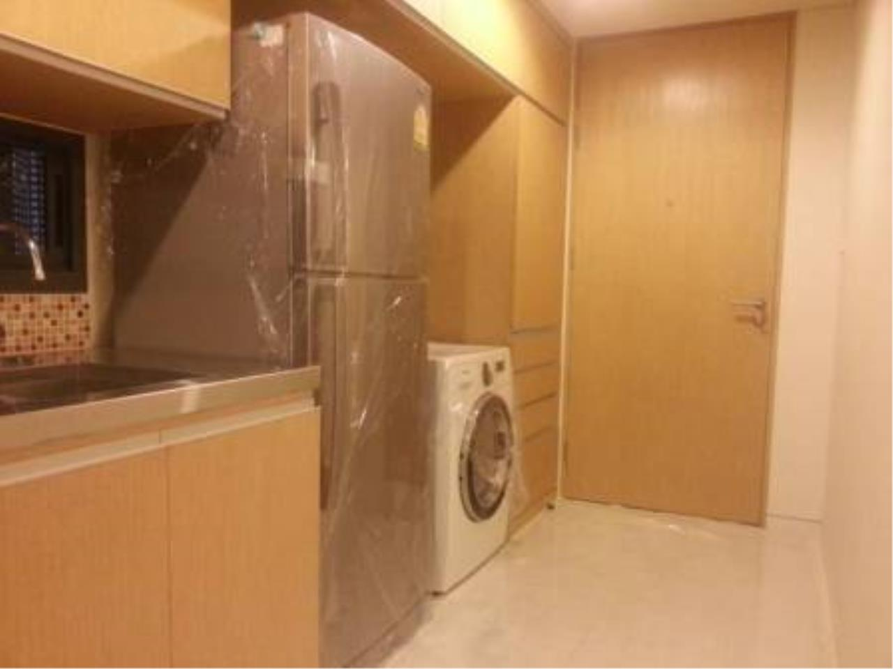 BKK Condos Agency's Modern style one bedroom condo for rent at Siamese Gioia 7