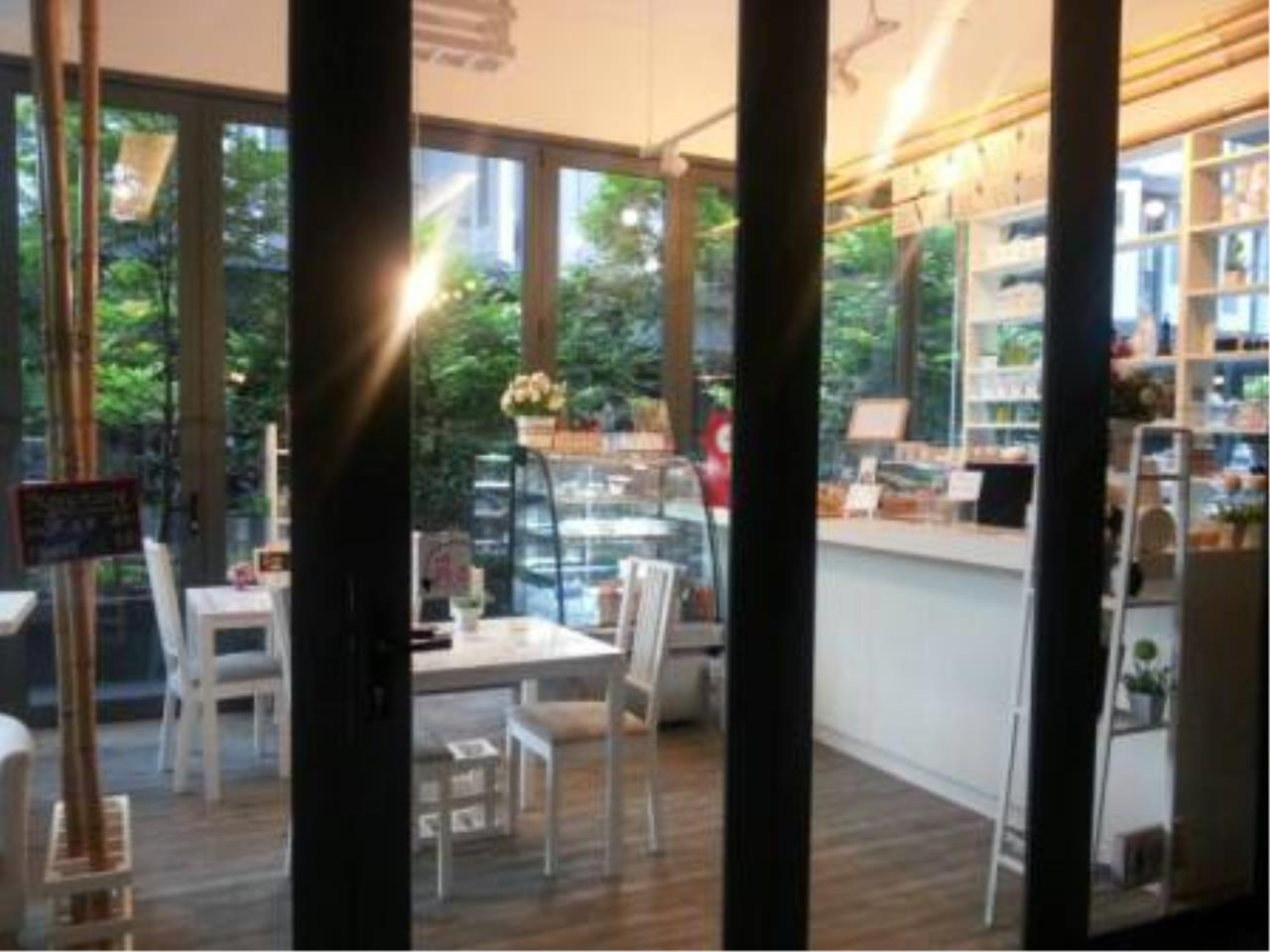 BKK Condos Agency's Modern style one bedroom condo for rent at Siamese Gioia 3