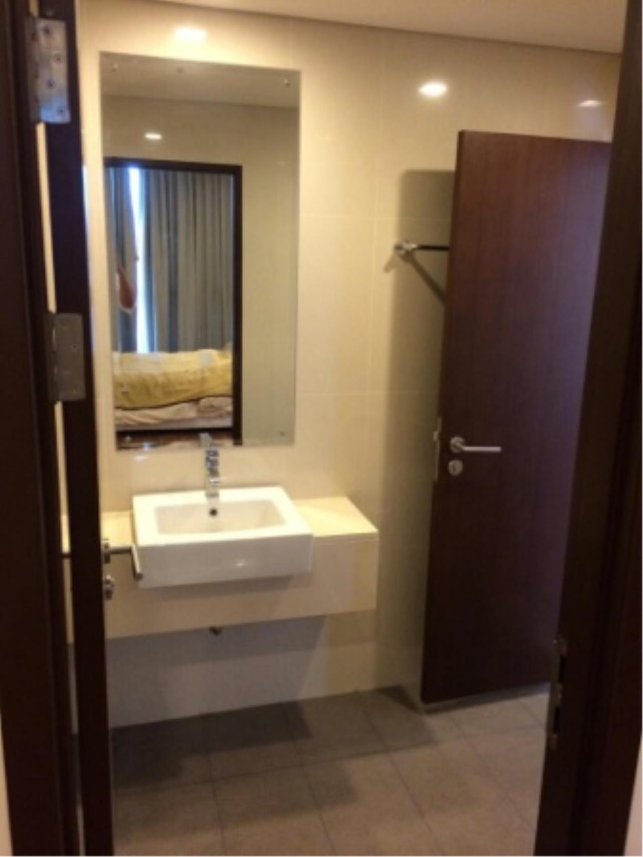 BKK Condos Agency's One bedroom condo for rent at Le Luk Condominuim 7