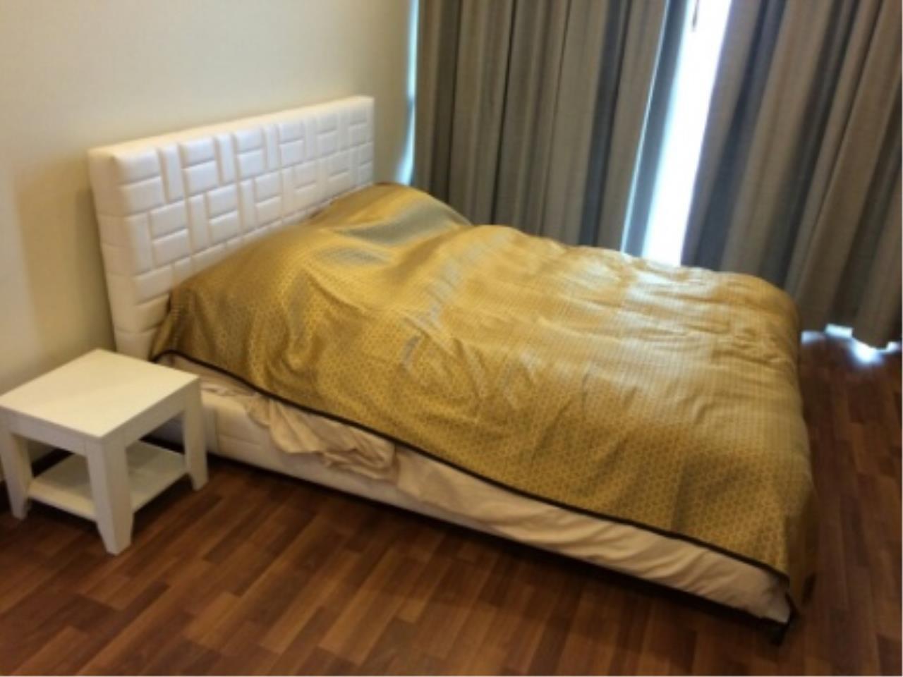 BKK Condos Agency's One bedroom condo for rent at Le Luk Condominuim 4