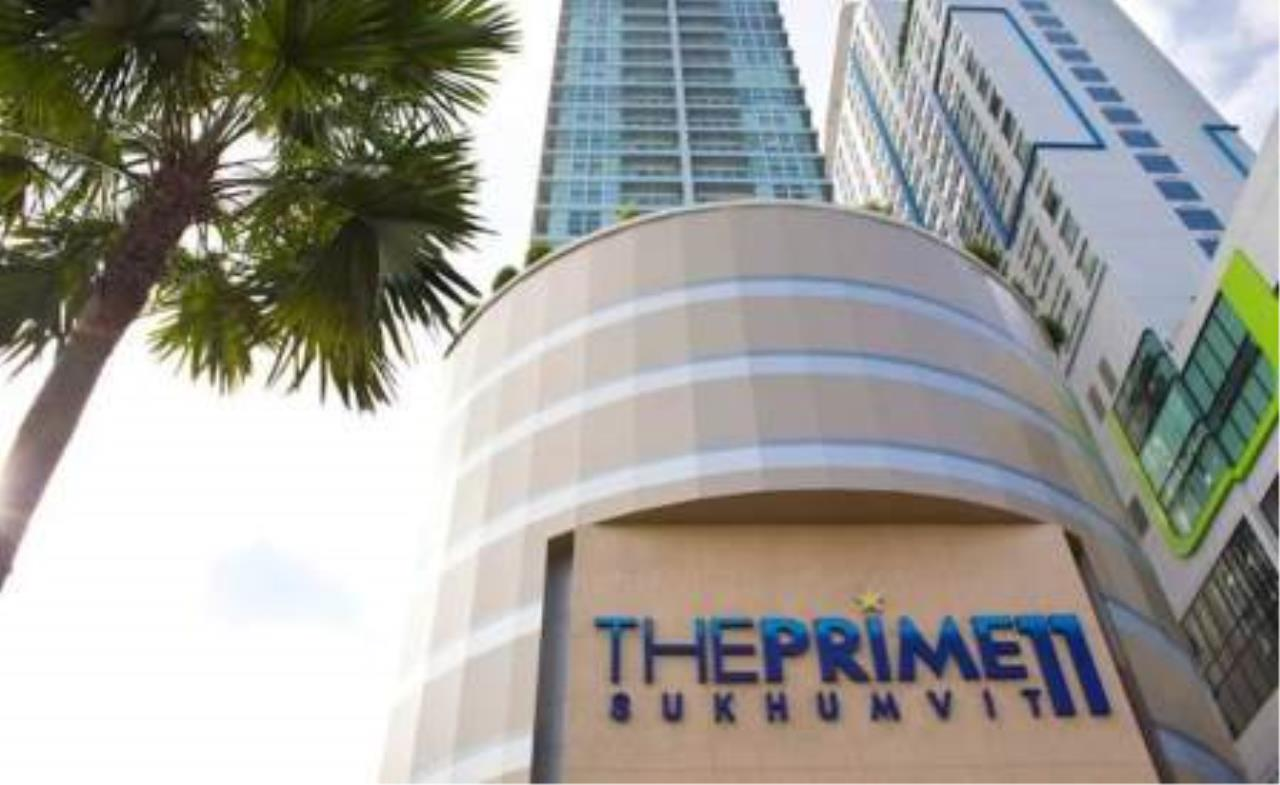 BKK Condos Agency's Two bedroom condo for sale at The Prime 11 10