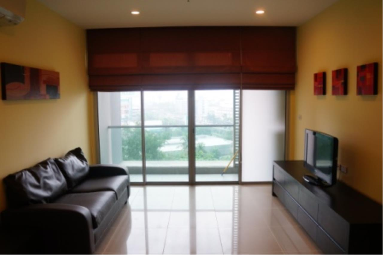 BKK Condos Agency's Two bedroom condo for sale or rent at The Star Estate @ Narathiwas 6